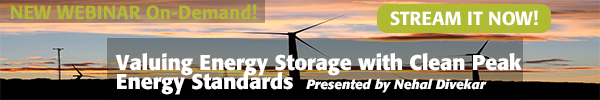 April 2020 Valuing Energy Storage