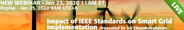 January 2020 - Impact of IEEE Standards on Smart Grid Implementation