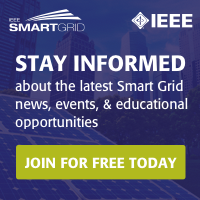 Stay Informed - Join the IEEE Smart Grid Community Today