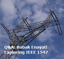 IEEE Smart Grid Interview