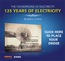 The Foundations of Electricity: 125 Years of Electricity