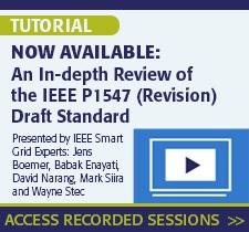 IEEE Smart Grid Tutorial