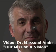 Massoud Amin - An Interview About IEEE Smart Grid's Vision, Mission, and Community