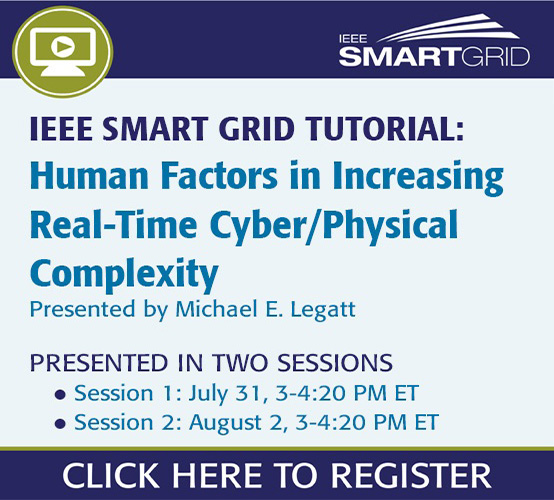 IEEEE Smart Grid Tutorial