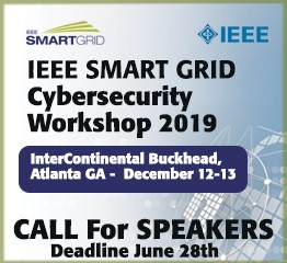 IEEE Smart Grid Cybersecurity Workshop 2019