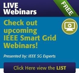 IEEE Smart Grid List of Webinars