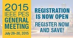 2015 IEEE Power & Energy Society General Meeting