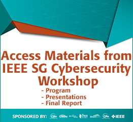 Access Materials from IEEE SG Cybersecurity Workshop