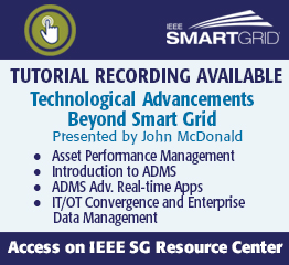 Tutorial Recording Available - Technological Advancements Beyond Smart Grid