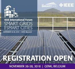 IEEE Smart Grid For Smart Cities