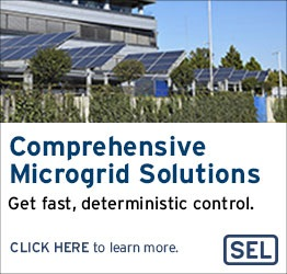 SEL Comprehensive Microgrid Solutions