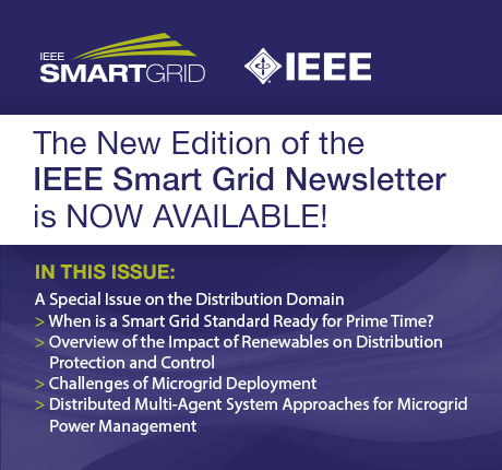 IEEE Smart Grid Newsletter