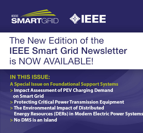 IEEE Smart Grid Newsletter - March 2017